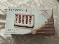 Remington proluxe heated rollers