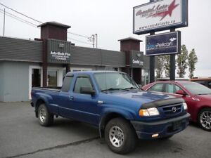 2007 Mazda Camion Pick-up Série B Double sport