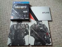 Call of Duty Advanced Warfare Atlas Limited Edition PS4 Game RRP £90 LIKE NEW Played Once