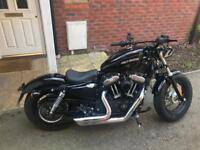 Harley Davidson Sportster 48 XL1200