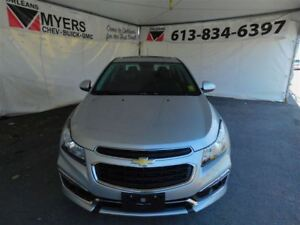 2015 Chevrolet Cruze 2LT LEATHER RS SUNROOF!!!