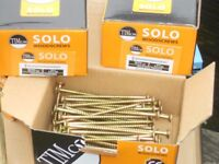 5x90 timco solo wood screws 100 per box
