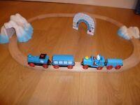 Brio Railway Arctic Figure 8 Set