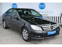 MERCDES BENZ C CLASS Can't get car finance? Bad credit, unemployed? We can help!