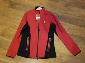 Ferrari F1 Jacket - Shell material - Brand new with tags