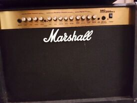MARSHALL MG250DFX AND FOOTSWITCH AVAILABLE