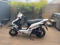 AJS Firefox moped 50cc £1250