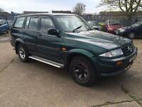 Ssangyong musso 2.3 diesel