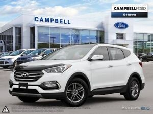 2017 Hyundai Santa Fe Sport 2.4 Luxury AWD-LOADED-NAV-POWER ROOF