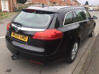 Vauxhall insignia 2.0 CDTI 160 BHP sat nav NO fault at all