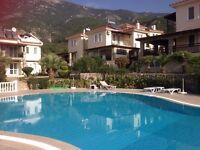 Luxury holiday villa for rent- Turkey