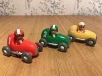 Happyland Racing Cars - Set of 3