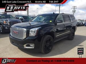 2016 GMC Yukon Denali DENALI, HEADS UP DISPLAY, NAVIGATION, S...