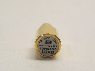 Agilent 85052-60010 Lowband Load Male 3.5mm