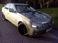 CADILLAC CTS 3.6 V6 2006 (55) Sport Model Super Condition 53k FSH like 300c Bmw M5 M3 Audi S6 S4 etc
