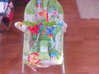 Infant-to-toddler-rocker NEVER BEEN USED