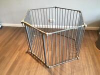 Mothercare baby dan multi position baby gate safety guard