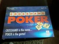 Crosshand poker