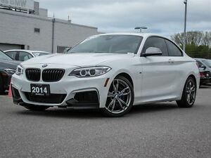 2014 BMW M235i Coupe M Sport Line Executive Package