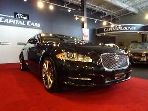 2011 Jaguar XJ XJL SUPERCHARGED / NAVIGATION / BACK UP CAMERA