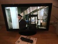 "Panasonic 32"" Freeview TV"