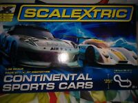 Scalextric Continental Sports Car