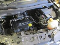 07 corsa d 1.0 engine new timing chain