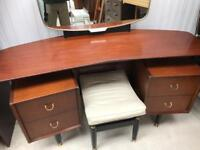 G plan dressing table FREE DELIVERY PLYMOUTH AREA