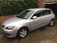 DIESEL 2008 MAZDA 3 TS SILVER // IMMACULATE CONDITION INSIDE & OUT