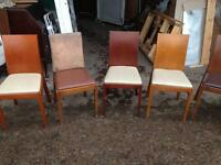Chairs x20