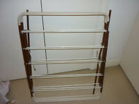 3 Tier Metal Clothes Airer