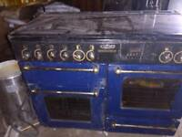 Massive cooker gas and electric