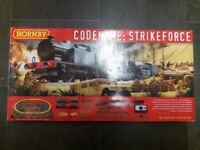 hornby codename: strike force electric train set