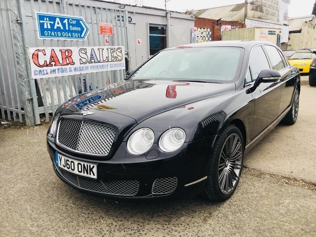 photos articles bentley spur continental flying makes informations
