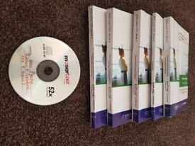 CFA Level 1 SchweserNotes 2018 Exam Prep Books Set Plus CD