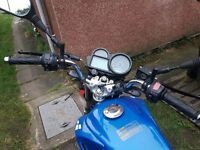 Lexmoto ZSF 125cc Motorbike Learner Legal Excellent condition 2 Keys 1 Owner from new. Full serviced