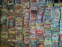 Marvel DC Comics aprox 325
