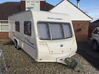 Ranger GT 60. 620. 6 berth caravan
