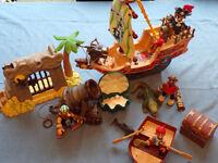 Children's Pirate Play Set