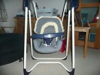 Graco Baby Swing (battery operated)