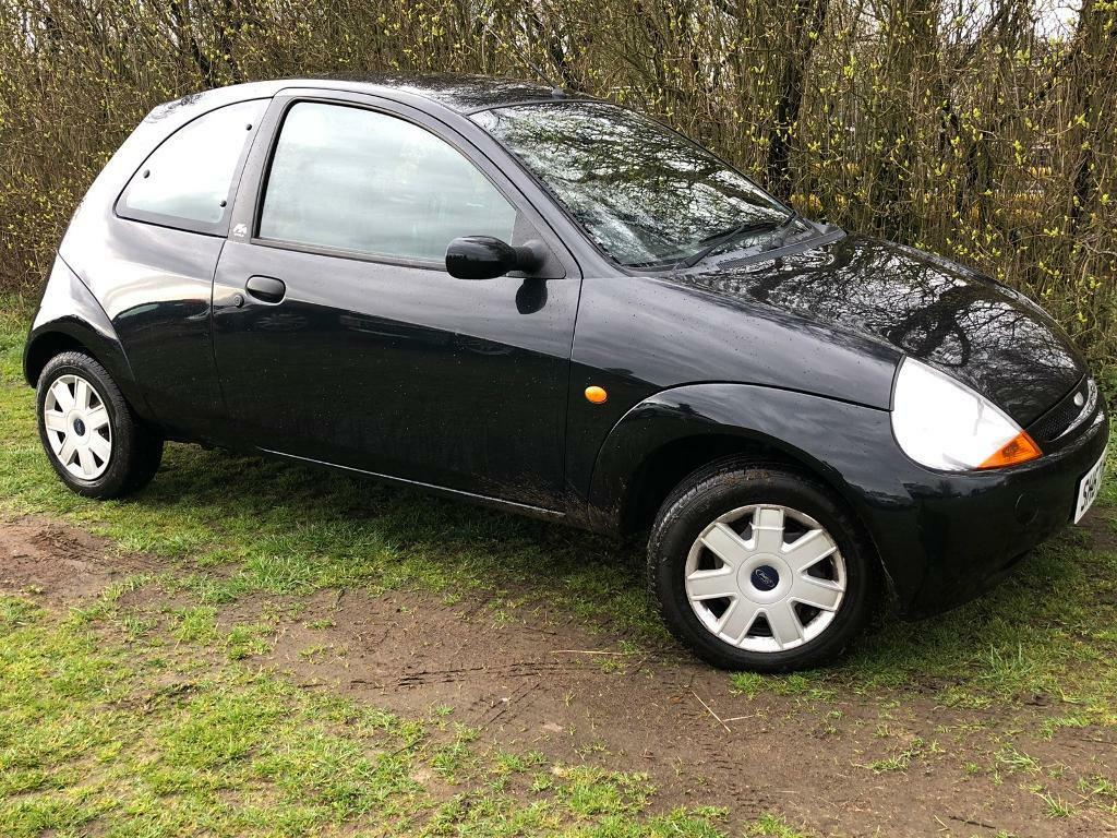 Ford Ka  Years Mot  L Superb Value