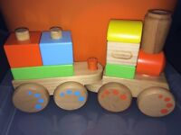 Little Tikes Block-a-Train