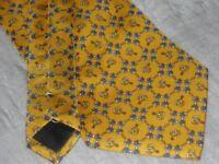 NEW Silk Tie, Quality, Hand Made, Italian, Equestrian Theme
