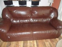 TWO SEATER AND THREE SEATER SETTEE