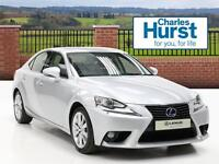 Lexus IS 300H LUXURY (silver) 2014-01-14