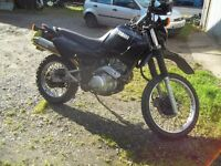 yamaha xt600e 03 well maintained long mot 17500 miles 3 owners