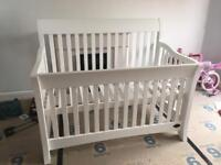 4 in 1 cot to double bed