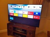 "Sony 55"" LED 3D Smart TV"