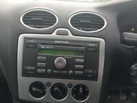 Ford Focus cd stereo