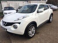 2013 Nissan Juke Acenta Premium Dci, 59800 miles, 1.5 diesel, manual, MOT 02/2022